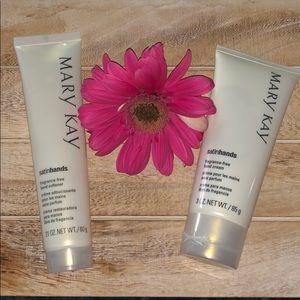 Set of Mary Kay satin hands cream & hand softener